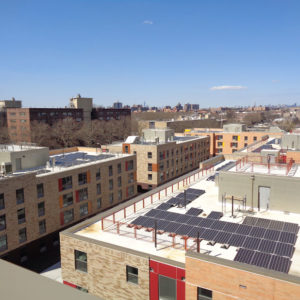 commercial solar project development ny